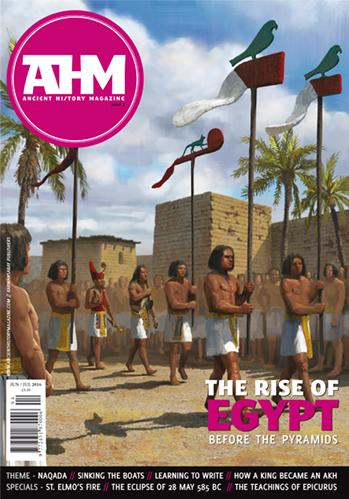 Ancient History Magazine: Issue #4