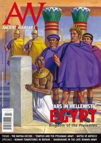 Ancient Warfare Magazine: Volume 10, Issue #2