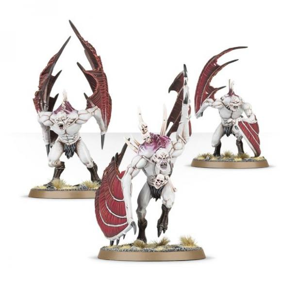 Age of Sigmar: Crypt Flayers