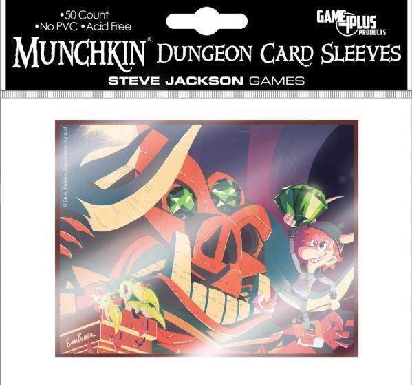 Munchkin: Dungeon Card Sleeves (40)
