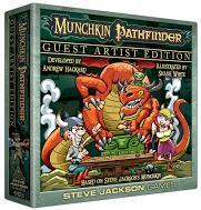 Munchkin Pathfinder: Shane White Guest Artist Edition