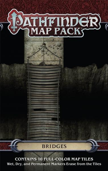 Pathfinder RPG: (Map Pack) Bridges