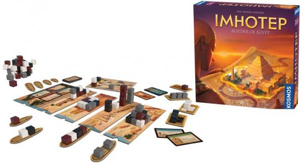 Imhotep: Core game