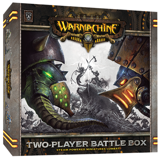 Warmachine: Two-Player Battle Box (MK3)