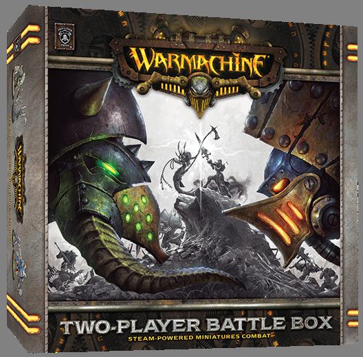 Warmachine: Two-Player Battle Box (MK3)