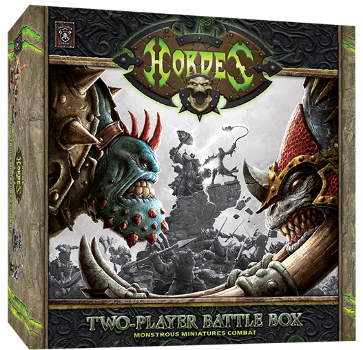 Hordes: Two-Player Battle Box (MK3)