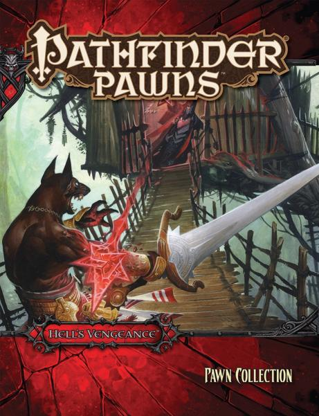 Pathfinder RPG: (Pawns) Hell's Vengeance Collection