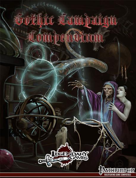 Pathfinder RPG: Gothic Campaign Compendium (HC)