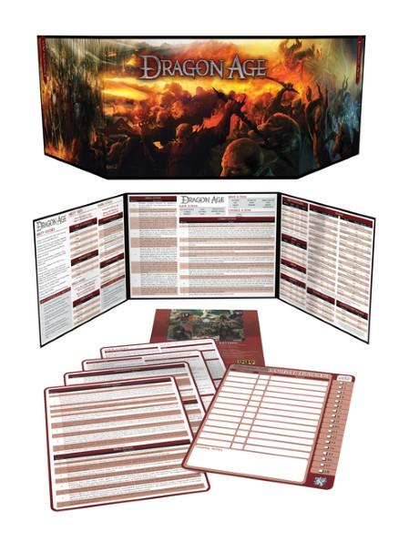 Dragon Age RPG: Game Master's Kit (Revised)
