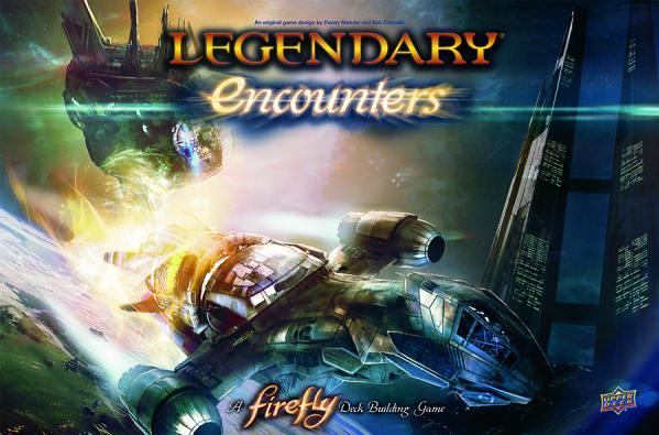 Legendary Encounters DBG: Firefly Core Set