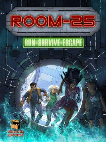 Room 25: Run - Survive - Escape