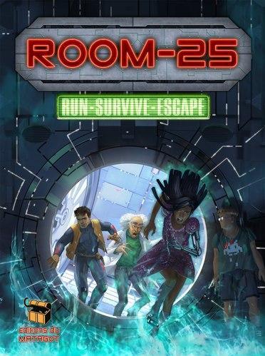 Room 25: Run - Survive - Escape