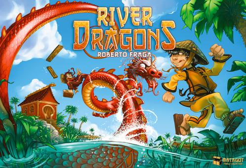 Roberto Fraga's River Dragons