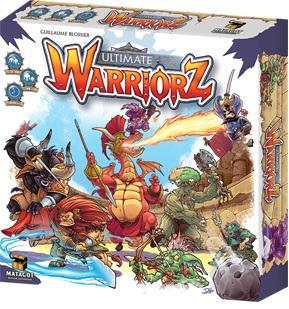 Guillaume Blossier's Ultimate Warriorz