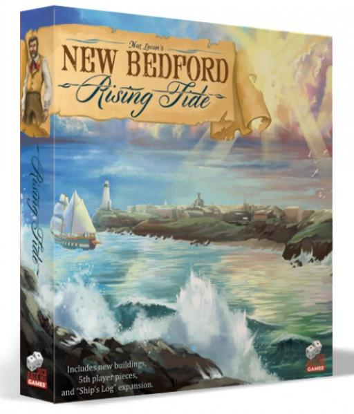 New Bedford: Rising Tide (Expansion)