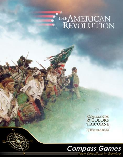 Commands & Colors (Tricorne): The American Revolution