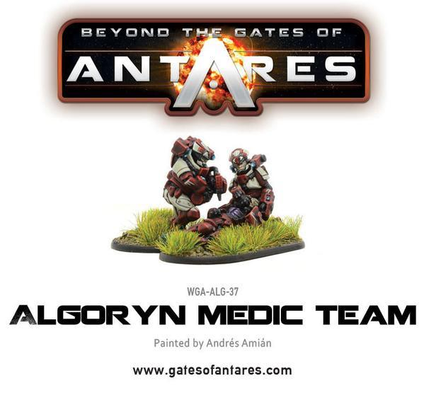 Beyond The Gates Of Antares: (Algoryn) Medic Team (2)