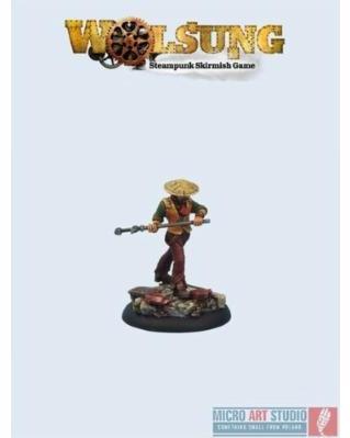 (Triad Of Lotus Dragon) Smuggler (1)