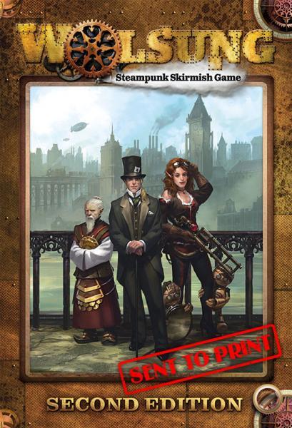 Skirmish Rulebook, Second Edition