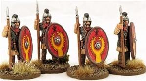 28mm Ancients: Late Roman Armoured Infantry