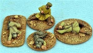 28mm Ancients: Late Roman Infantry Casualties