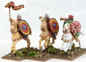 28mm Ancients: Late Roman Cavalry Command #2