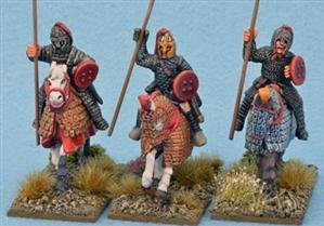 28mm Ancients: Late Roman Cataphracts