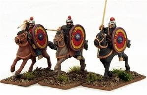 28mm Ancients: Late Roman Armoured Cavalry