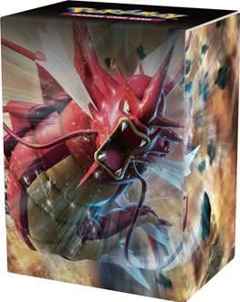 Pokemon CCG: Deck Box - Shiny Mega Gyarados