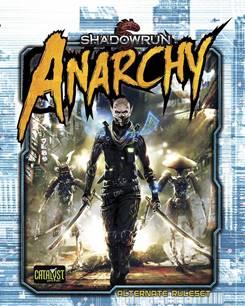 Shadowrun RPG: Anarchy