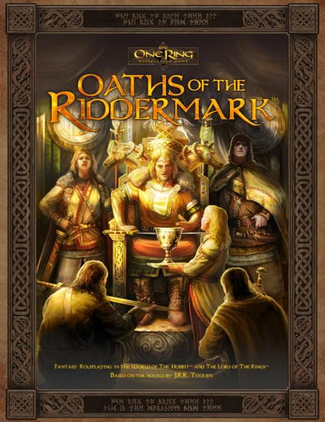 The One Ring RPG: Oaths Of The Riddermark