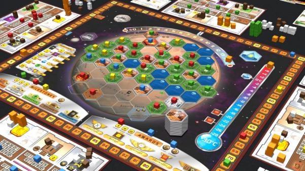 Terraforming Mars: Core Game