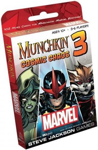 Munchkin: Marvel 3 - Cosmic Chaos