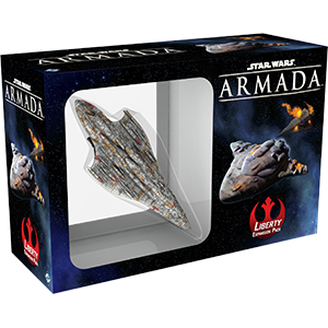 Star Wars Armada: Liberty Cruiser