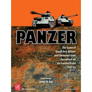 Panzer: The Game Of Small Unit Actions & Combined Arms On The Eastern Front, 1943-45