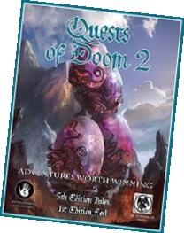 Dungeons & Dragons RPG: Quests Of Doom 2 (HC)
