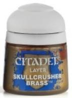 Citadel Layer Paints: Skullcrusher Brass