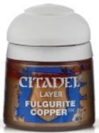 Citadel Layer Paints: Fulgurite Copper