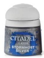 Citadel Layer Paints: Stormhost Silver