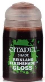 Citadel Shades Paints: Reikland Fleshshade Gloss (24ML)