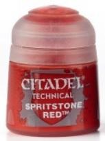 Citadel Technical Paints: Spiritstone Red (12ml)