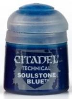 Citadel Technical Paints: Soulstone Blue (12ml)