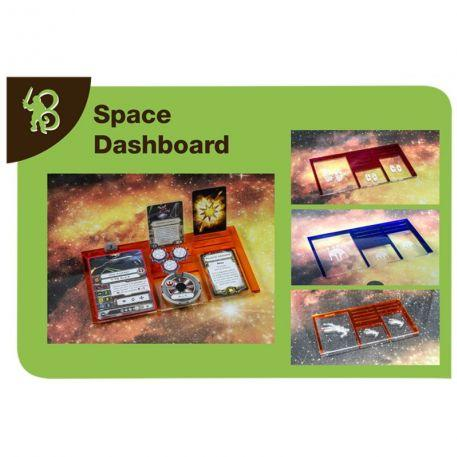 Star Wars X-Wing Accessories: Rebels Space Dashboard