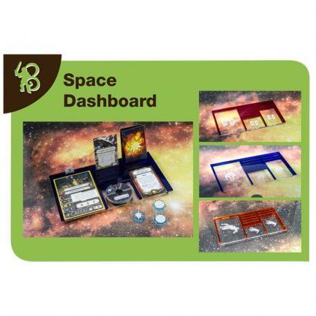 Star Wars X-Wing Accessories: Mercs Space Dashboard
