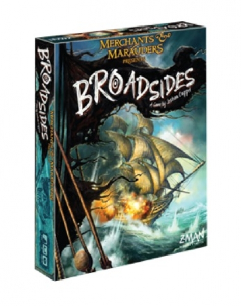 Merchants and Marauders: Broadsides Expansion (stand alone)