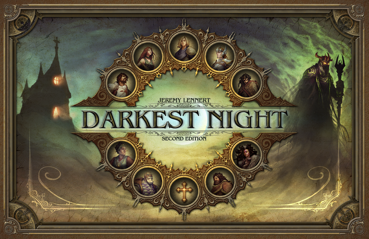 Darkest Night, Second Edition