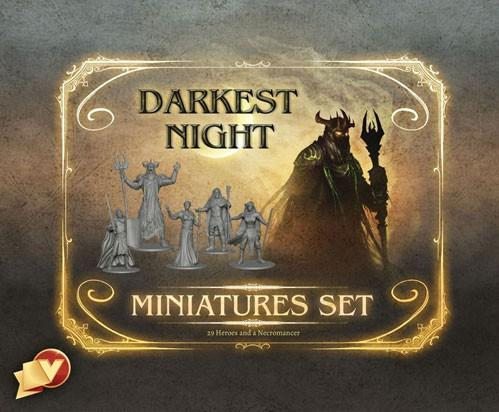 Darkest Night: Miniatures Set