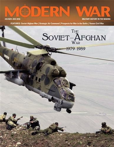 Modern War Magazine: #26 Invasion Afghanistan