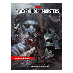 D&D: Volo's Guide to Monsters (HC)