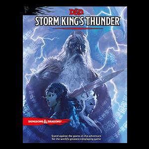 D&D: Storm King's Thunder (HC)